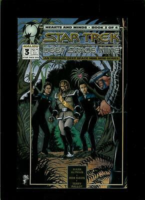 Star Trek Deep Space Nine Hearts And Minds # 3 (VG / FN) Combined Shipping!