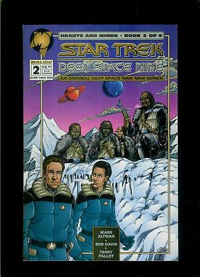 Star Trek Deep Space Nine Hearts And Minds # 2 (VF / NM) Combined Shipping!