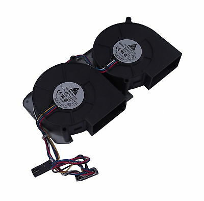 Delta BFB1012EH DC 12V 2.94A Dual Fan Assembly For Cisco ACE 4710