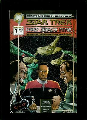 Star Trek Deep Space Nine Hearts And Minds # 1 (VF) Combined Shipping!