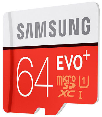 Samsung 64GB micro SD XC Memory Card For Asus Transformer Book Trio Tablet