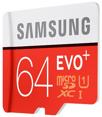Samsung 64GB micro SD XC Memory Card For Amazon 7 Tablet
