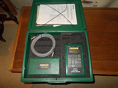Caterpillar 8T1000 Digital Electronic Position Indicator Group - New