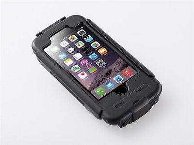 Hardcase SW-MOTECH for I-Phone 6/6S colour: Black Motorcycle GPS Mobile Cover