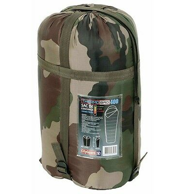 Sac De Couchage Thermobag 400 Grand Froid Survie Outdoor