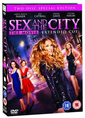 Sex and the city movie dvd release