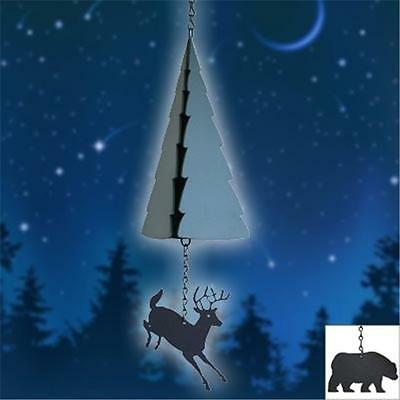 North Country Vent Bells, Inc. 202.5001 Smoky Mountains avec l'ours attrape-vent