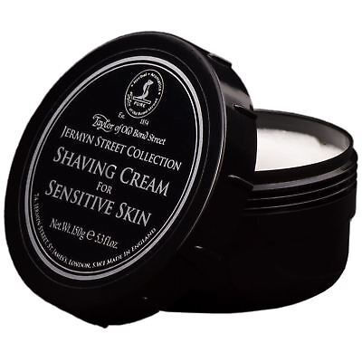 Taylor of Old Bond Street - Jermyn Street Collection - Shaving Cream 150g