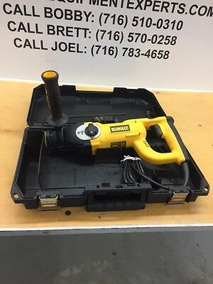 """Dewalt 1"""" Hammer D-Handle Three Mode SDS Electric Corded Rotary Drill D25213K"""
