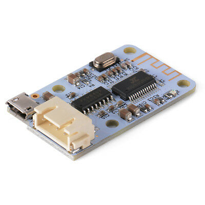 5V Micro USB 2x3W Bluetooth Audio Receiver Digital Amplifier Amp Board TE657