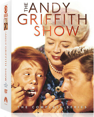 Andy Griffith Show: The Complete Series DVD