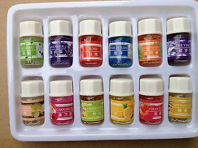 Essential Oils Pack for Aromatherapy Spa Bath Massage Skin Care Lavender Oil ...