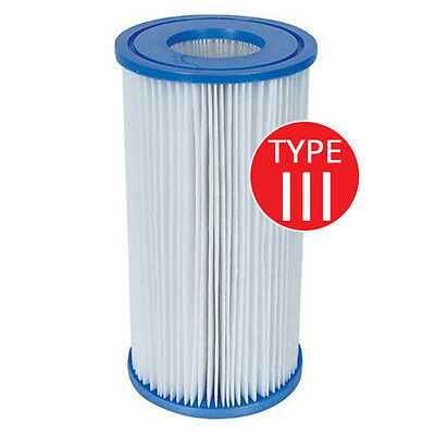 BESTWAY Filter Cartridge III Pool Filter Pumps