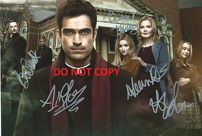 The Exorcist Hand Signed By All 5 Main Cast With Coa Rare Autograph 8X10 Photo