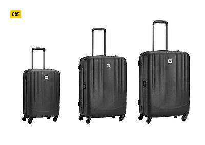 1 PACK of Cat TURBO SPINNER Trolley airport travel 1 PACK Black P083090