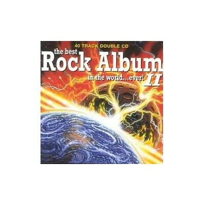 Various - The Best Rock Album in the World Ever, Vol. 2 - Various CD VSVG The