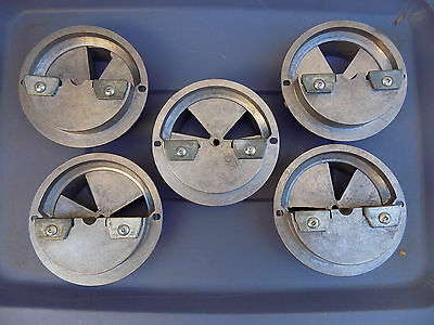 Beaver Vending Machine Parts Lot of 5 Candy Wheel Conversion Kit Housing Wheel