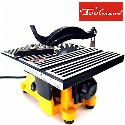 """4""""mini Electric Table Saw Bench Top Great For Hobby Or Craft Ships Boat 220-230V"""
