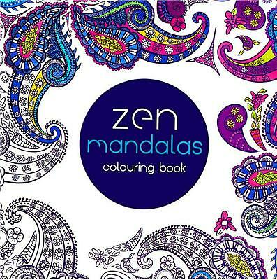 Children Graffiti Coloring Book Painting English Books Fantasy Zen Mandalas