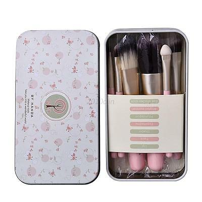 7pcs Set Pro Makeup Cosmetic Brushes Powder Foundation Eyeshadow Brush Tool Hot