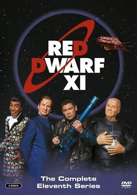 Red Dwarf XI [New DVD] Eco Amaray Case