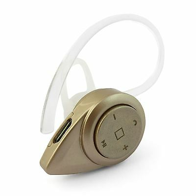 Wireless Bluetooth 4.0 Headset A2DP Stereo Music Call Earpice for iPhone 5 6 7