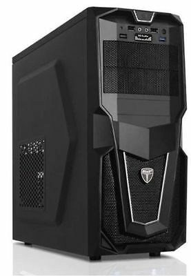 ULTRA FAST 3.2GHz  Core i3 8GB 500GB Desktop Gaming Office PC Computer -