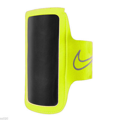 *NEW* Nike Yellow Lightweight Arm Band 2 (Case Cover) for Apple iPhone