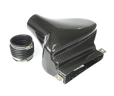 Real Carbon Back Pressure Collector - Audi A3, Vw Golf 5 1.8 2.0 Tfsi Gti