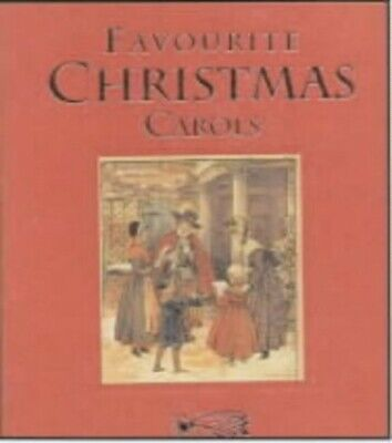 Favourite Christmas Carols Hardback Book The Cheap Fast Free Post