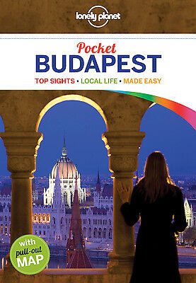 Lonely Planet POCKET GUIDE BUDAPEST (Travel Guide) - BRAND NEW PAPERBACK