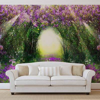 WALL MURAL PHOTO WALLPAPER XXL Flowers Forest Nature (2315WS)