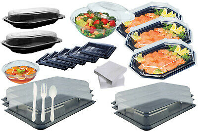 Buffet Sandwich Platter Pack Big Party Pack  (Free Napkins & Cutlery For 100 ! )