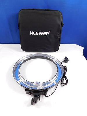 """Neewer Camera Photo Video 18"""" Outer 14"""" Inner 600W 5500K Ring Fluorescent Flash"""