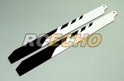 R/C Hobby Glass Fiber 325mm RC Model Helicopter Main Blades (1pair) MB340