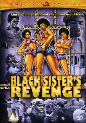 Black Sister's Revenge [New DVD] Checkpoint, Sensormatic