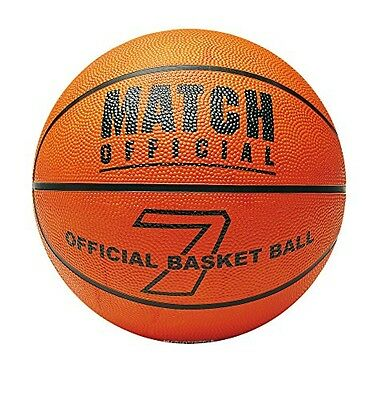 Match Official 58140 - Palla da basket, 620gr - NUOVO
