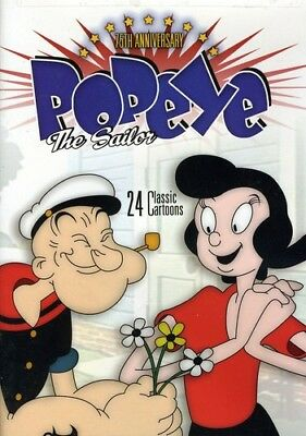 Popeye - Popeye the Sailor [New DVD] Popeye - Popeye the Sailor [New DVD] Remast