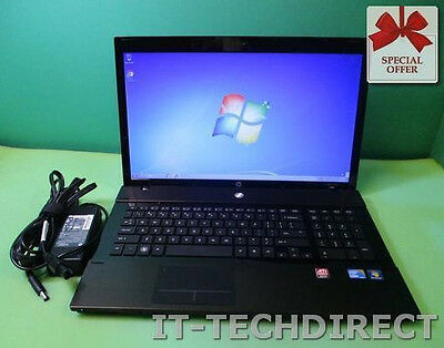 HP Probook 4720s Win 7 i3 4GB RAM 320gb Hard Drive