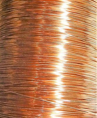 12 Gauge AWG Soft Annealed Bare Copper Building Ground Wire Made In USA (100 FT)