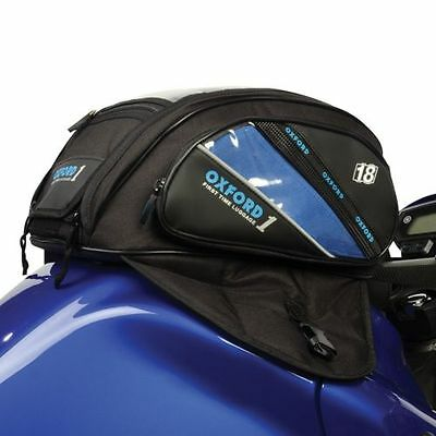 Oxford First time motorcycle tank bag luggage ol431