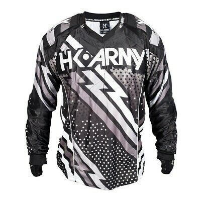 Paintball 2017 HK Army Hardline 2017 Paintball Jersey - Graphite - Small
