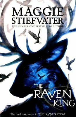 The Raven King by Maggie Stiefvater 9781407136646 (Paperback, 2016)