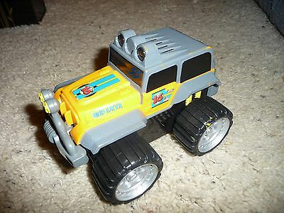 Fisher Price Mattel Shake n Go MUD EATER Off Road 4x4 #16 Jeep 2005
