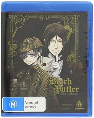 Black Butler: Book Of Murder (Ova) Blu-ray Region ALL
