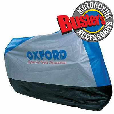 Oxford Dormex Motorcycle Indoor Dust Cover Medium M Bike