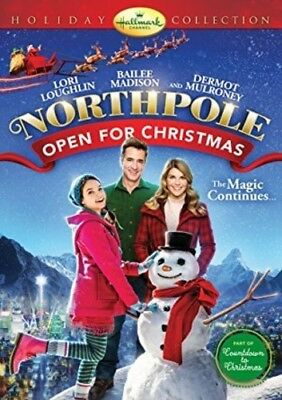 Northpole: Open For Christmas [New DVD] Widescreen