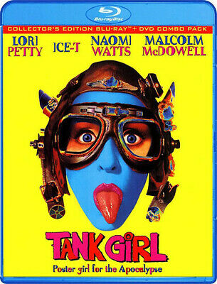 Tank Girl [New Blu-ray] With DVD, Collector's Ed