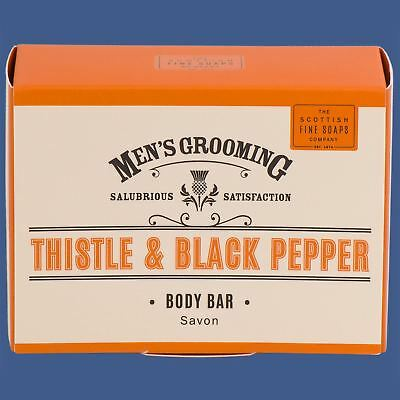 The Scottish Fine Soaps Company Men's Grooming Body Bar 200g