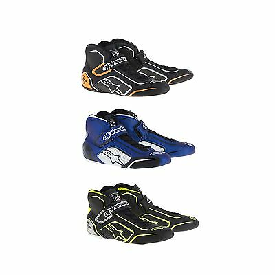 Alpinestars Tech 1-T Race / Racing / Rally / Track Day / Driving Boots / Shoes